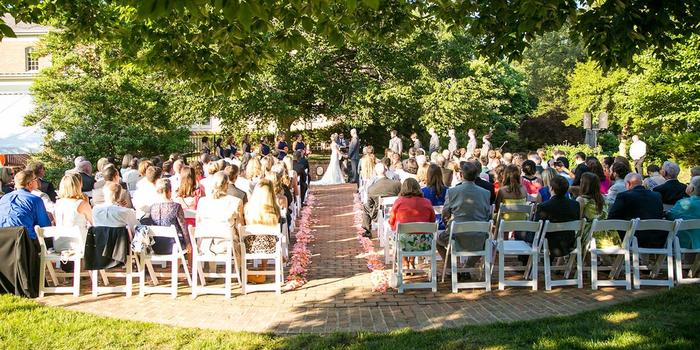 William and Mary Alumni House wedding venue picture 5 of 16 - Provided by: William and Mary Alumni House