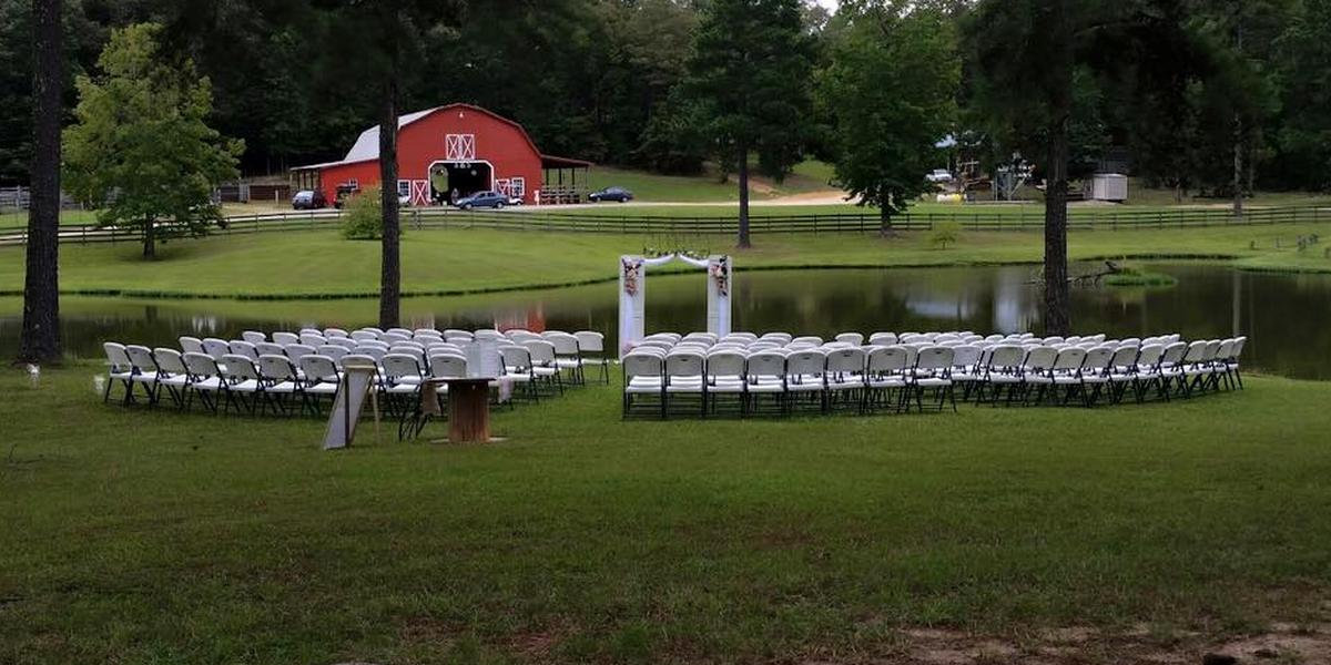 The barn at dry creek farms weddings get prices for for Wedding venues huntsville al
