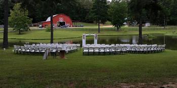 The Barn at Dry Creek Farms weddings in Pell City AL