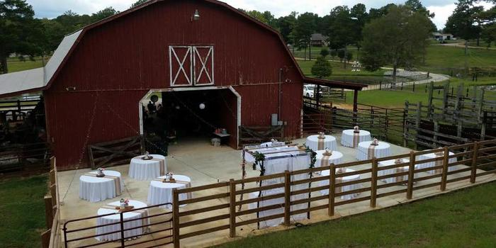 The Barn At Dry Creek Farms Weddings