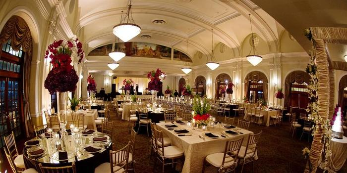 Crystal Ballroom at the Rice wedding venue picture 1 of 8 - Photo by : Studio563 Austin Photographer