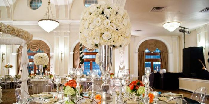 Crystal Ballroom at the Rice wedding venue picture 6 of 8 - Photo by : Studio563 Austin Photographer