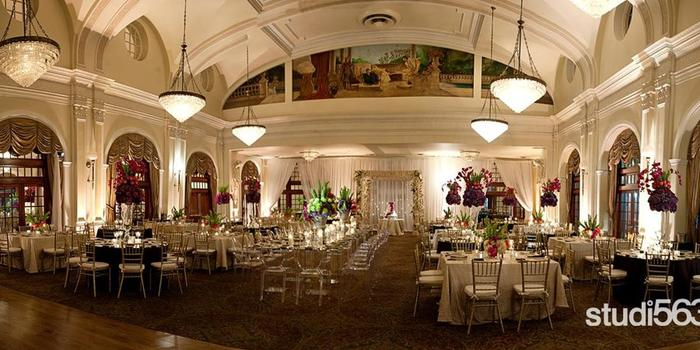 Crystal Ballroom at the Rice wedding venue picture 5 of 8 - Photo by : Studio563 Austin Photographer