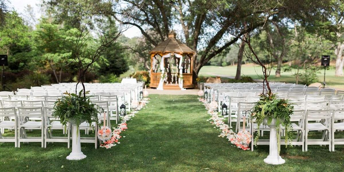 Canyon Oaks Country Club Weddings