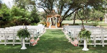 Canyon Oaks Country Club weddings in Chico CA