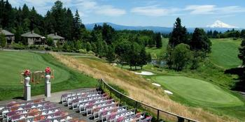 Persimmon Country Club weddings in Gresham OR