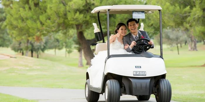Diamond Bar Golf Course wedding venue picture 4 of 16 - Photo by: Ray Lundrigan Photography