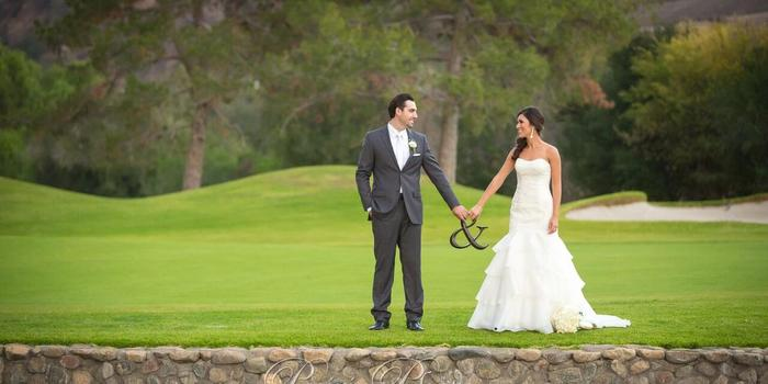 San Dimas Canyon Golf Course wedding venue picture 2 of 16 - Photo by: Pesiri Photography