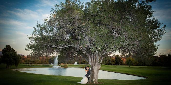 San Dimas Canyon Golf Course wedding venue picture 9 of 16 - Photo by: Pesiri Photography