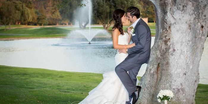 San Dimas Canyon Golf Course wedding venue picture 3 of 16 - Photo by: Pesiri Photography