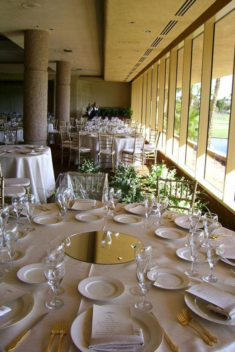 Palm Valley Country Club wedding venue picture 8 of 16 - Provided by: Palm Valley Country Club