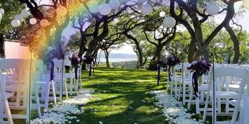 Hacienda Del Lago weddings in Volente TX
