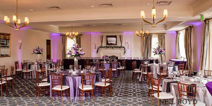 Raleigh Nc Indoor Wedding Venue: The Country Club At Wakefield Plantation Weddings
