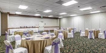 Clarion Hotel Anaheim Resort weddings in Anaheim CA