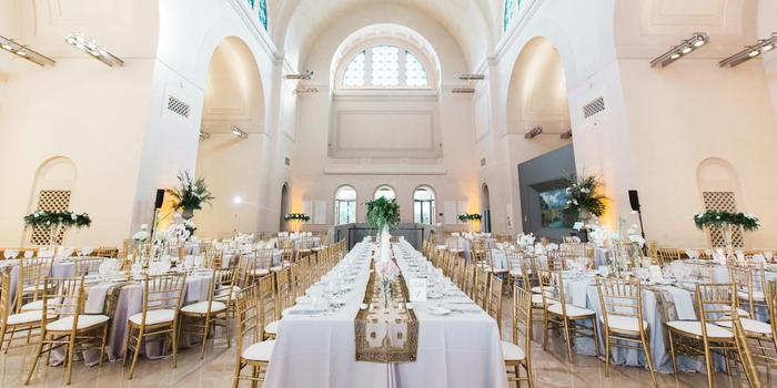 Saint Louis Art Museum Weddings