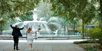 Forsyth Park Inn weddings in Savannah GA