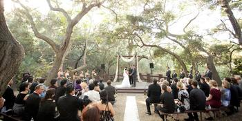 Oak Canyon Nature Center weddings in Anaheim CA