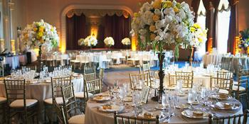 InterContinental Mark Hopkins San Francisco weddings in San Francisco CA