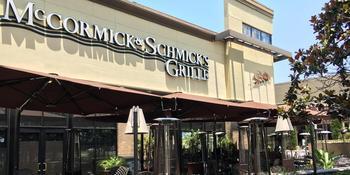 McCormick & Schmick's Grille weddings in Anaheim CA