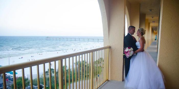 Ramada Plaza Beach Hotel Weddings