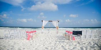 Ramada Plaza Beach Hotel weddings in Fort Walton Beach FL