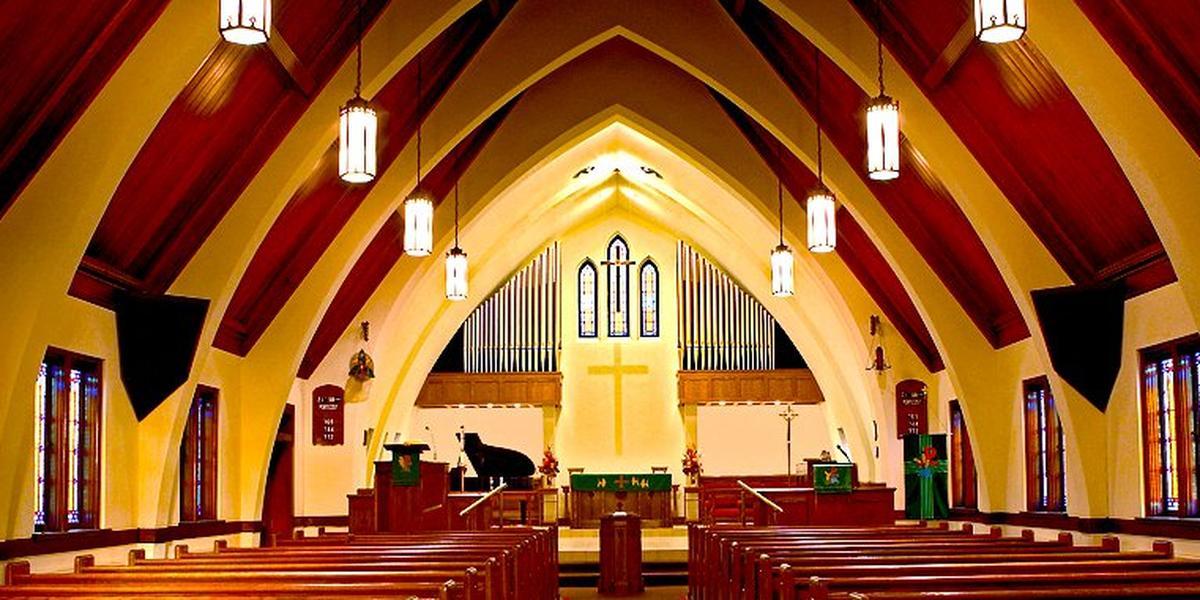 St Paul Lutheran Church Tampa Weddings