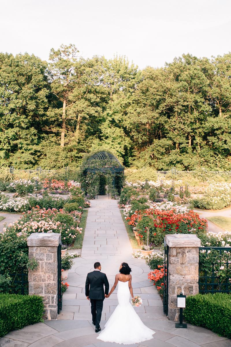 The New York Botanical Garden Weddings