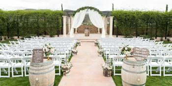 Fazeli Cellars weddings in Temecula CA