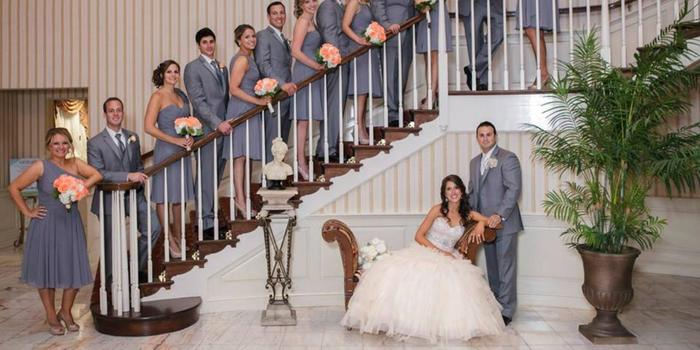 Spring Mill Manor wedding venue picture 7 of 16 - Photo by: Lynda Berry Photography