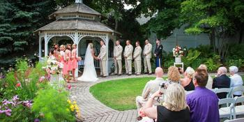 Harbour View Inn weddings in Mackinac Island MI