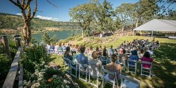 Westcliff Lodge weddings in Hood River OR