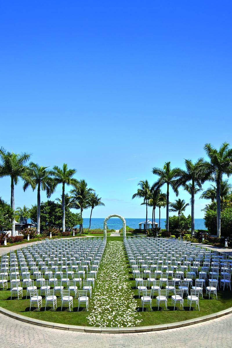 The Ritz-Carlton Key Biscane wedding venue picture 4 of 8 - Provided by: The Ritz-Carlton Key Biscane