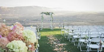 Highlander Golf Course weddings in East Wenatchee WA