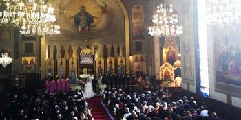 St. Nicholas Antiochian Orthodox Christian Cathedral weddings in Los Angeles CA
