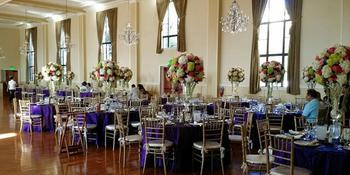 The Heritage Ballroom weddings in Los Angeles CA