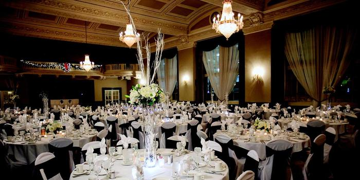 Saint Paul Athletic Club Weddings Get Prices For Wedding Venues In Mn