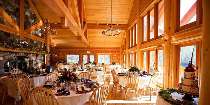 Cornerstone Lodge wedding venue picture 1 of 8 - Provided by: Cornerstone Lodge