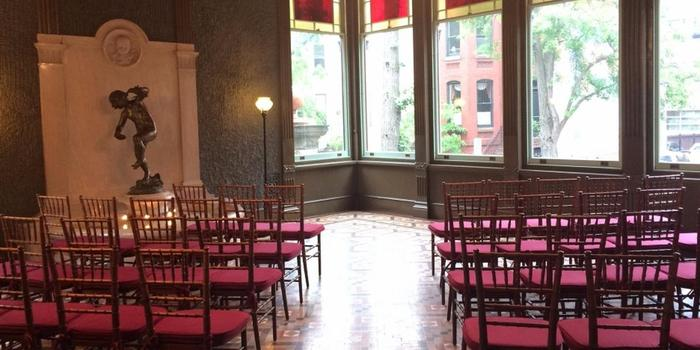 Heurich House Museum wedding venue picture 2 of 8 - Provided by: Heurich House Museum