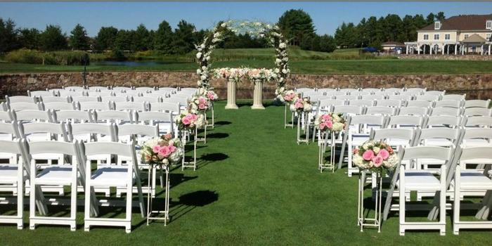 Dominion Valley Country Club wedding venue picture 2 of 11 - Provided by: Dominion Valley Country Club