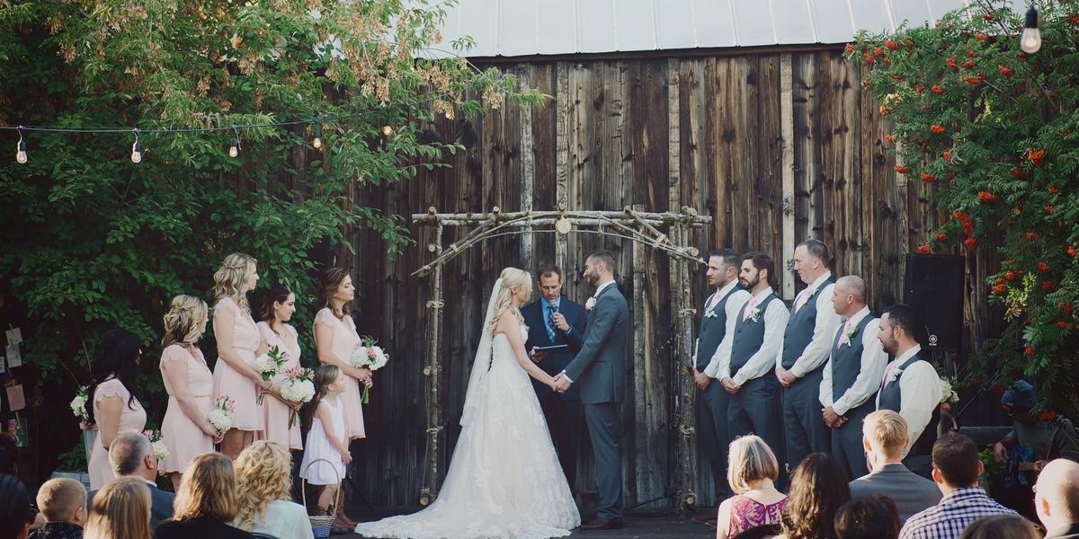 Stonehouse101 Weddings In Roslyn Wa