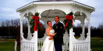 Meridian Historical Village Chapel weddings in Okemos MI