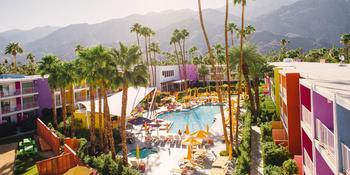 The Saguaro Palm Springs weddings in Palm Springs CA