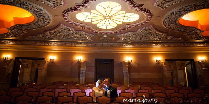 Frauenthal Center wedding venue picture 1 of 7 - Photo by: Maria Lewis Photography