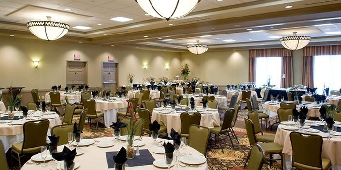 Hilton Garden Inn Downtown Indianapolis Weddings
