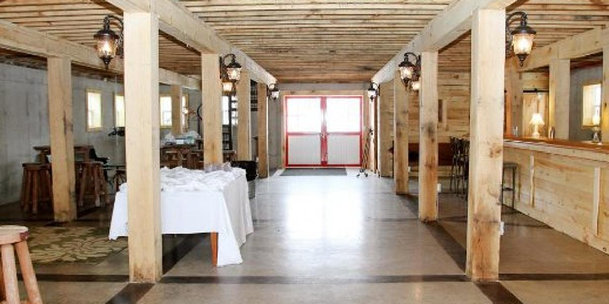 Barn At Jean Acres Weddings Get Prices For Wedding