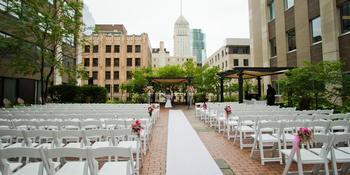 Crowne Plaza Northstar Hotel weddings in Minneapolis MN