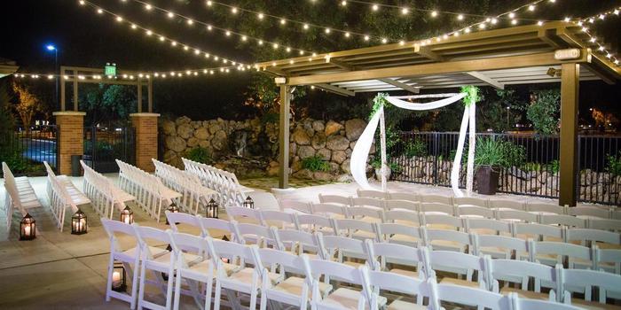 The Falls Event Center Gilbert Weddings