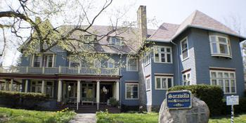 Saravilla Bed & Breakfast weddings in Alma MI