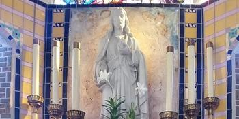 Saint Francis By The Sea Cathedral weddings in Laguna Beach CA