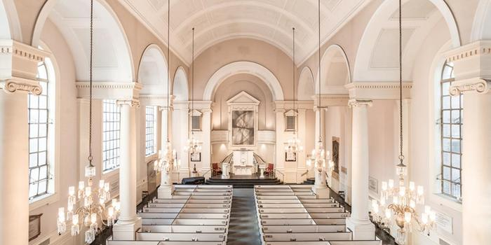 Unitarian Church Of All Souls Weddings   Get Prices for ...